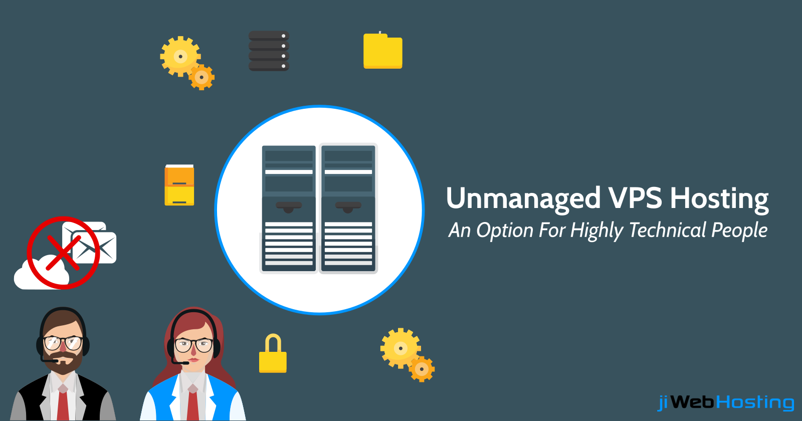 Unmanaged VPS Service: An Inevitable Risk to Your Business?