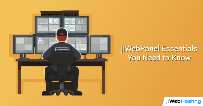 Managing Your Web Server Using jiWebPanel