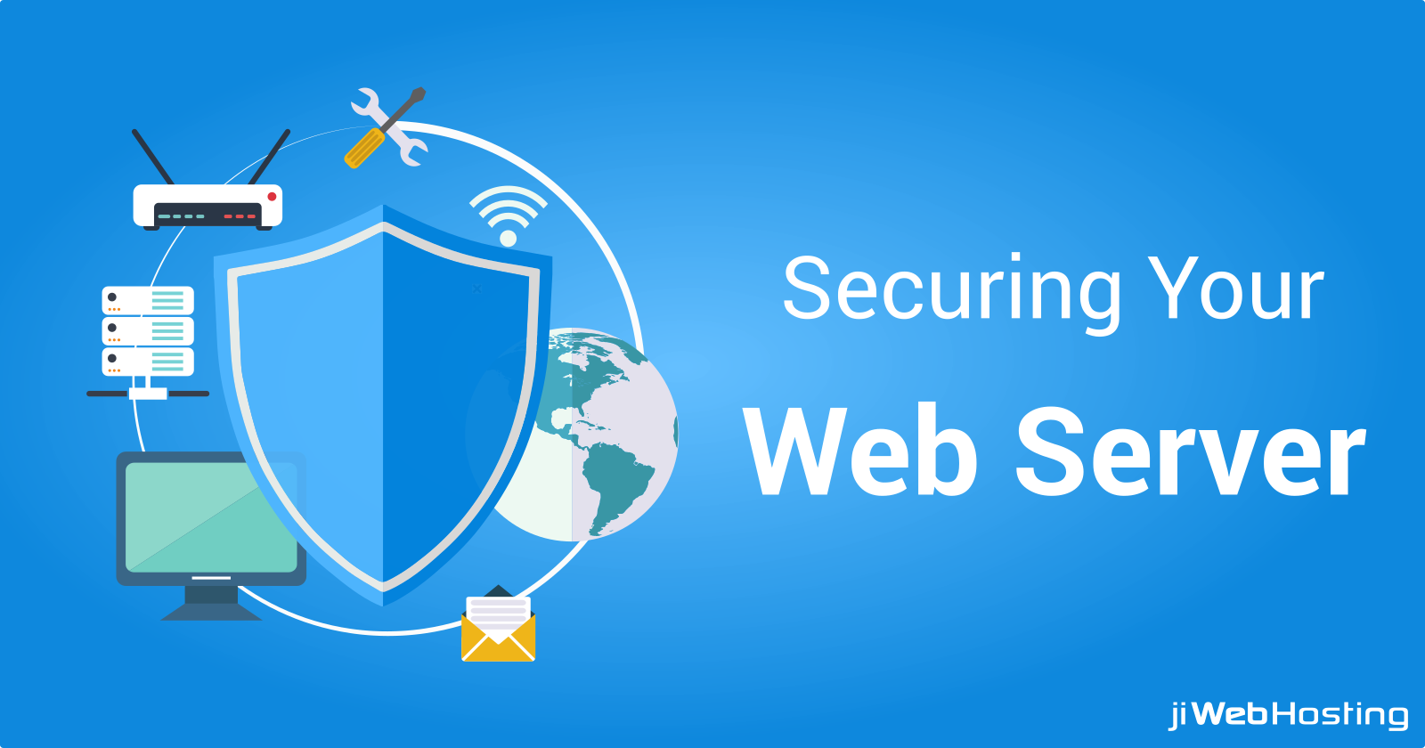 How to Secure your Web Server?