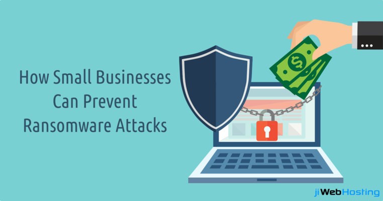 How Small Businesses Can Prevent Ransomware Attacks