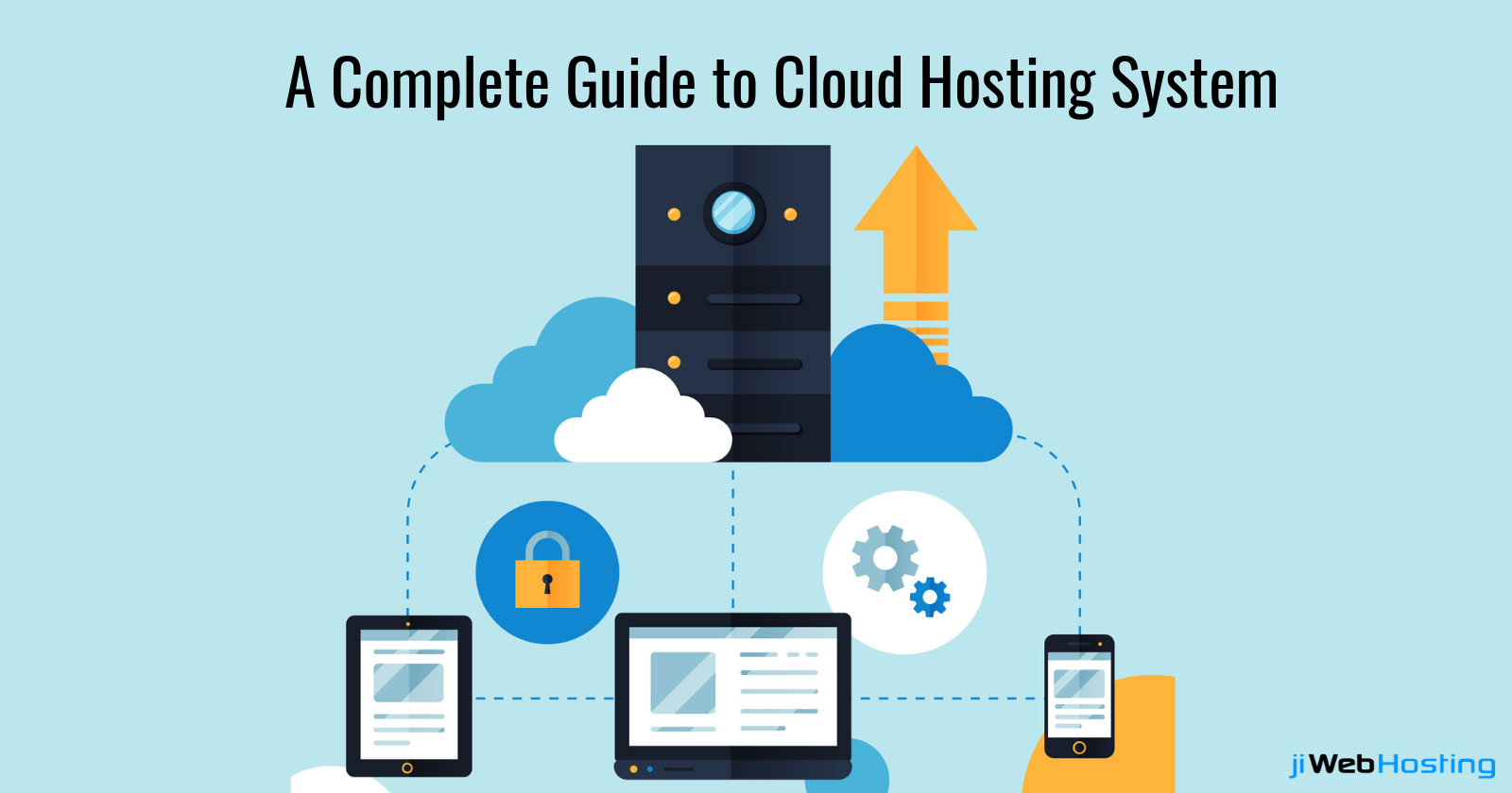 How Does Cloud Hosting Work?