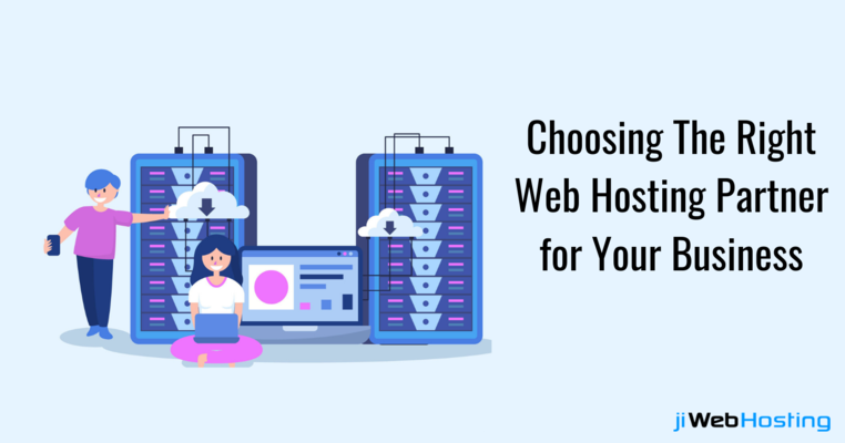 Why Is It Important To Choose The Right Web Hosting Partner