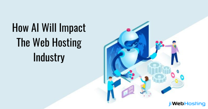 Different Ways How AI is Transforming the Web Hosting Industry