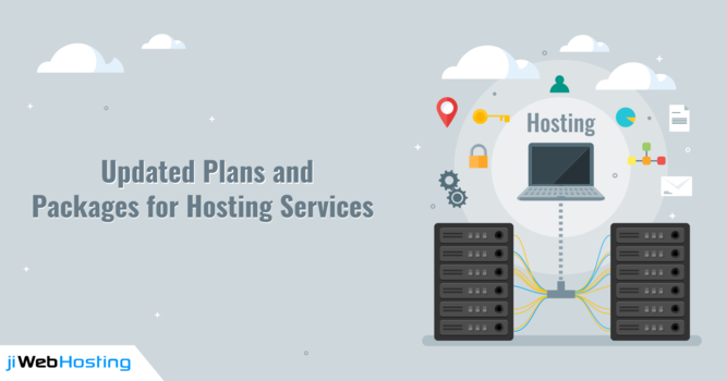Know the Updated Plans and Packages of Hosting Services