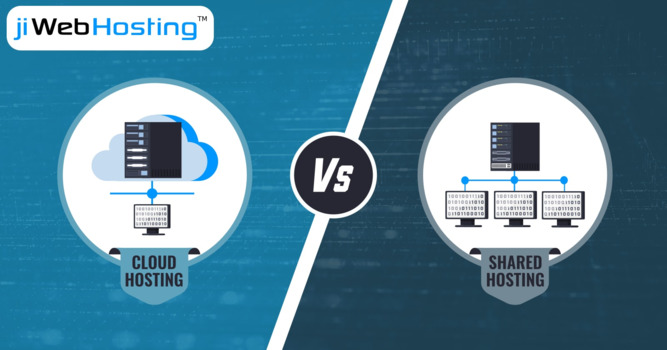 How Is Cloud Hosting Different From Shared Web Hosting?